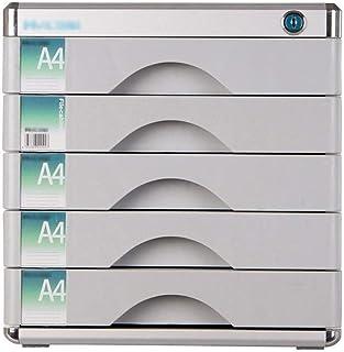 Armoire de bureau verrouillable en alliage d'aluminium pour les données, le bureau, le rangement, le classement confidenti...