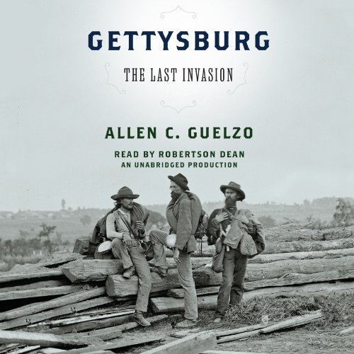 Gettysburg: The Last Invasion cover art