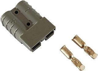 Batterie Stecker 175A 16 mm2 grau Steckverbinder für Gabelstapler Kabel
