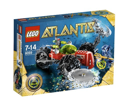 LEGO Atlantis 8059 - Sandfräser