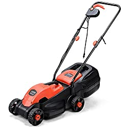 electric lawn mower goplus