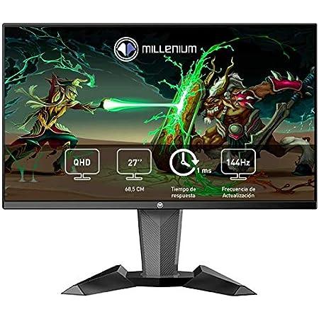 Millenium Display Md27 Pro Gaming Monitor 27 Zoll Mit Computer Zubehör
