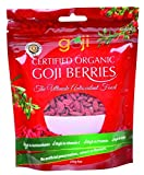 Naturally Goji Tibetan Organic Goji Berries 250 g