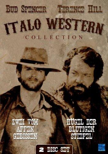 Bud Spencer & Terence Hill Italo Western Collection (Zwei vom Affen gebissen/Hügel der blutigen Stiefel) - (2 DVDs)