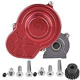 Cambio auto RC, parte accessori scatola ingranaggi in metallo per auto cingolata 1/10 RC