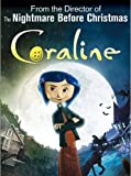 CORALINE 2-D VERSION DVD