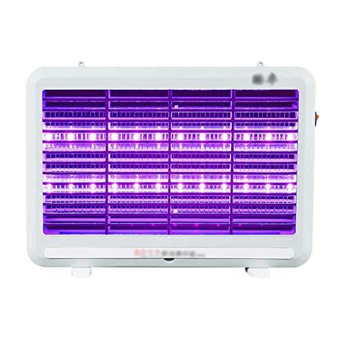 Dalovy Lámpara Eléctrica para Mosquitos Electrónico Potente Electrónico Electrónico para Insectos Zapper/Fly...