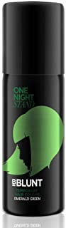 BBLUNT One Night Stand Temporary Hair Colour, Emerald Green, 48 ml