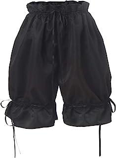 Nuoqi Women's Lolita Shorts Bloomers Pumpkin Pants Security Short Pants for Girls