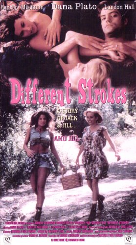 Different Strokes [VHS]