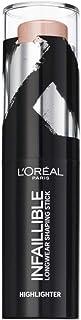 L'Oréal Paris Infallible, Stick Iluminador 24h, Tono 501 Oh My Jewels - 9 gr