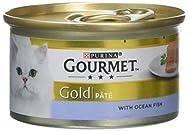 Gourmet Gold Paté with Ocean Fish 12 x 85g