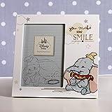 The Gift Experience Disney You Make Me Smile Dumbo 4x6 Photo Frame