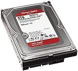 Western Digital HDD WD NAS 3.5' 2TB 5400RPM 256MB SATA3 Red