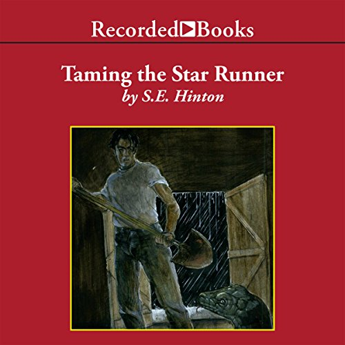 Taming the Star Runner audiobook cover art