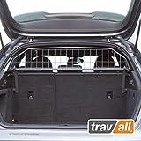 Travall Guard TDG1393 – Griglia Divisoria Specifica in Acciaio leggero rivestito in polvere di nylon, Grigio Scuro, 1 pezzo