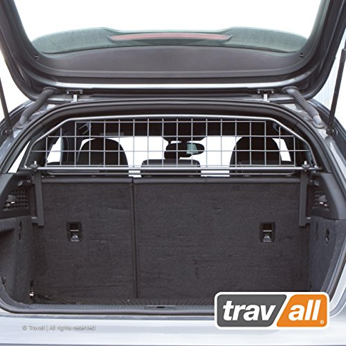 Travall Guard TDG1393 - Vehicle-Specific Dog Guard Luggage Barrier Load Separator