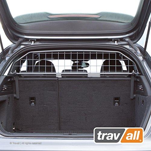 Travall® Guard Hundegitter TDG1393 - Maßgeschneidertes Trenngitter in Original Qualität