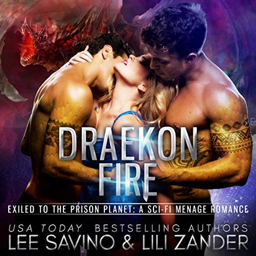 Couverture de Draekon Fire