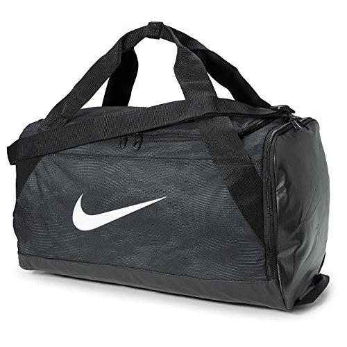 Nike Herren Brasilia 6 Duffel Torba, Anthracite/Black/White, S