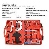 Outils de verrouillage de synchronisation des moteurs essence et diesel, kit de réglage d'arbre à leviers, tendeur de chaîne d'outil pour 16 V - 20 V ECO
