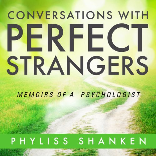Conversations with Perfect Strangers audiobook cover art