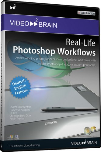 Real-Life Photoshop Workflows [import allemand]