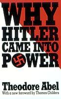 Why Hitler Came into Power
