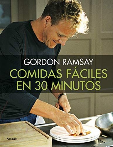 Comidas fáciles en 30 minutos (Cocina de autor)
