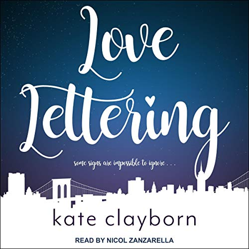 Love Lettering audiobook cover art