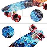 Zoom IMG-2 streakboard skateboard cruiser cuscinetti 56