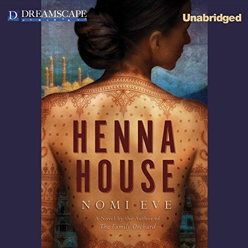 Henna House audiobook cover art