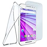 MoEx® silicone cover for Motorola Moto G3 | + armoured