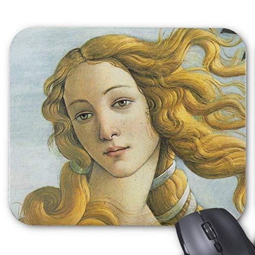 N\A Sandro Botticelli - Tappetino per Mouse Venere (Particolare)