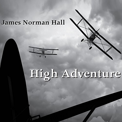High Adventure audiobook cover art