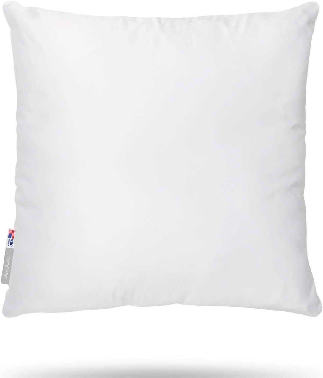 Pal Fabric PLN2222 Square Decorative Sofa Throw Pillow Insert 22