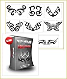 Tribal Tattoos : 213 erstklassige Tribal Tattoo Vorlagen! (English Edition)