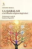 La Qabalah o la filosofia religiosa degli ebrei