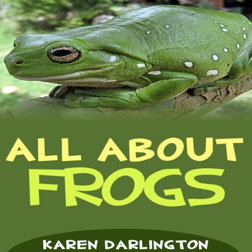 All About Frogs cover art