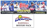 2020 Topps MLB Baseball MASSIVE 705 Card Complete EXCLUSIVE Factory Set with (5) ROOKIE VARIATION Cards! Plus Bonus...