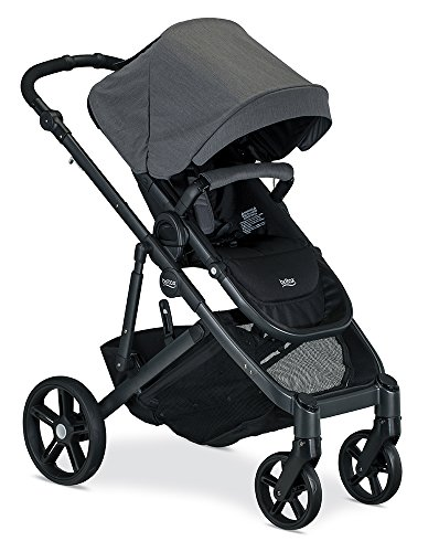Product Image of the Britax B-Ready G3 Stroller, Haze