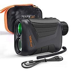TACKLIFE Entfernungsmesser Jagd Golf Rangefinder