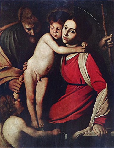 Gifts Delight Laminated 24x31 Poster Michelangelo Caravaggio