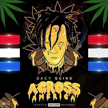 Across America (feat. Breed)
