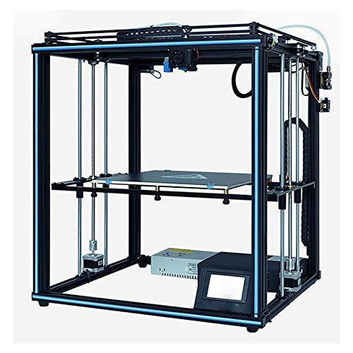 SZH Imprimante 3D,écran Tactile de 3,5 Pouces, Inspection des matériaux,échelle de réglage auxiliaire,Convient aux matières premières PLA ABS TPU Wood,Taille d'impression (400 * 400 * 400mm)