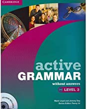 Active Grammar Level 3 without Answers and CD-ROM (Mixed media product) - Common