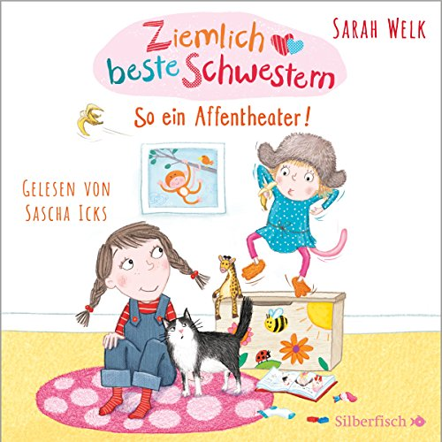 So ein Affentheater!     Ziemlich beste Schwestern 2              By:                                                                                                                                 Sarah Welk                               Narrated by:                                                                                                                                 Sascha Icks                      Length: 1 hr and 17 mins     1 rating     Overall 5.0