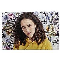 人気 1000 ピース 木製ジグソーパズル Rachel Brosnahan (8) 知育おもちゃ 減圧 レジャー 装飾画 大人と子供 おもちゃギフト サイズ75.5*50.3 Cm