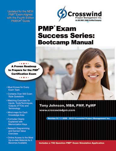 PMP Exam Success Series: Bootcamp Manual (with Exam Simulation Download)