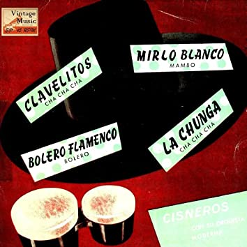 "Vintage Dance Orchestras Nº 70 - EPs Collectors ""Clavelitos Cha Cha"""